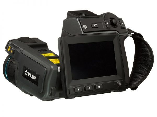 FLIR T640, FLIR T660, Apliter Termografia