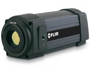 FLIR A315, Apliter Termografia