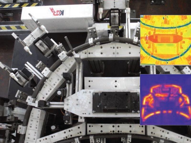Adhesivos Apliter Termografía