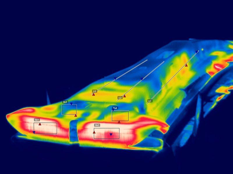 Procesamiento metales Apliter Termografía
