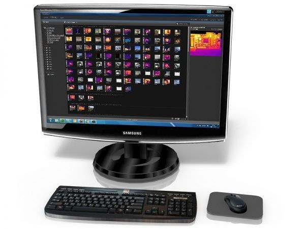 FLIR Tools, FLIR Tools+, Software termografía, Apliter termografia