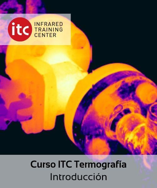 plan de mantenimiento industrial, curso de introducción a la termografía infrarroja, apliter termografía