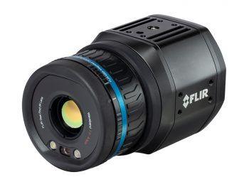 FLIR GF77a, Apliter Termografia