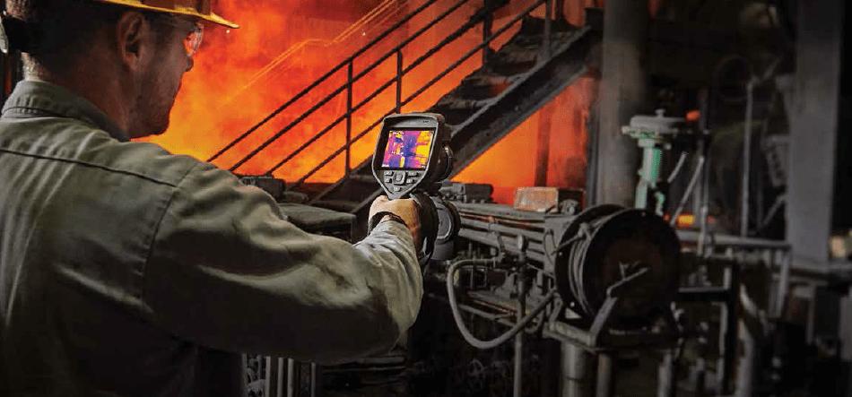 ventajas del mantenimiento predictivo, flir e95, apliter termografia