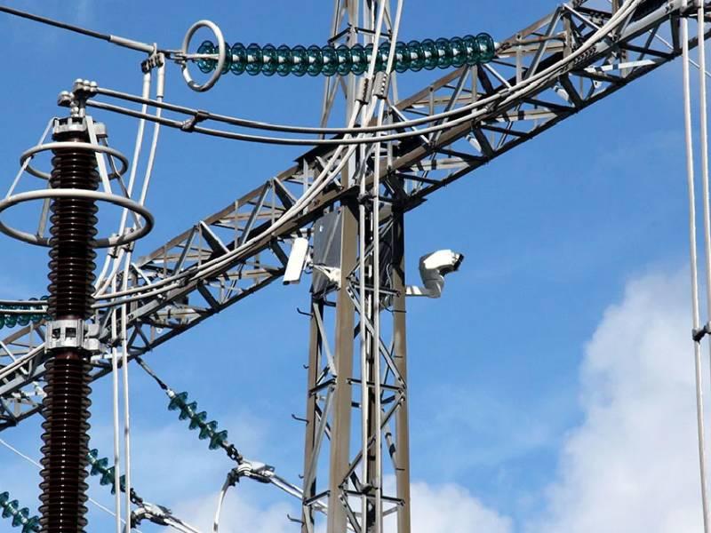Red de distribución eléctrica, Supervisión de instalaciones críticas, Apliter Termografia