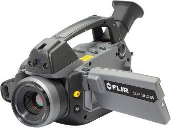 FLIR GF306, Apliter Termorgafia