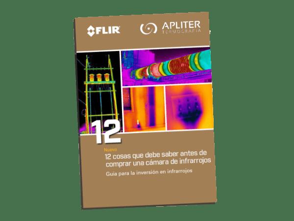 Descargable 12 cosas que debes saber anter de comprar una cámara de infrarrojos, Apliter Termografia